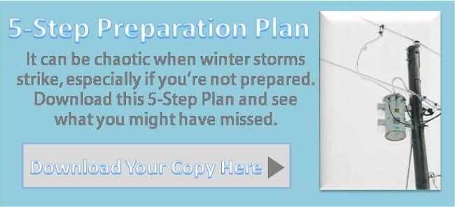 winter storm tips