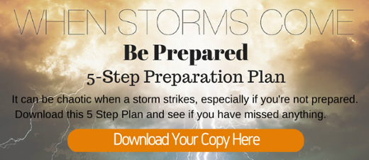 Preparation for Storms