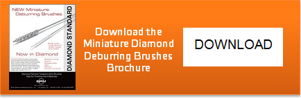 Download the Miniature Diamond Deburring Brushes Brochure