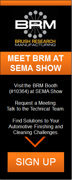 SEMA Show - Visit BRM in Booth #10364