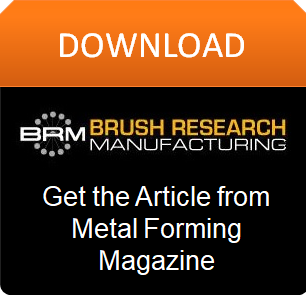 Custom Flex-Hone - Metal Forming Magazine