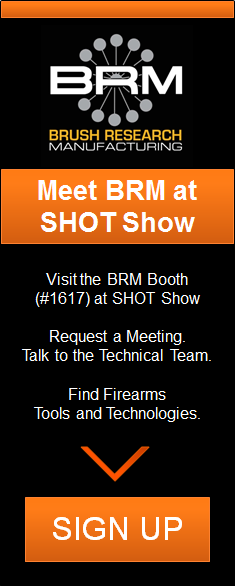 Meet BRM at SHOT Show 2016 (Booth #1617)