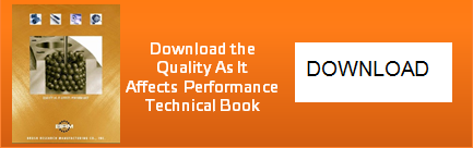 Quality As It Affects Performance Technical Book