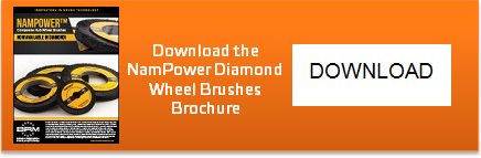 Download the NamPower Diamond Wheels Brochure