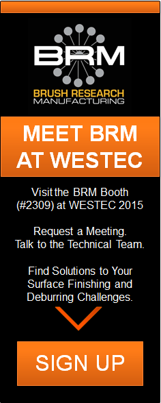 WESTEC 2015 - Visit BRM in Booth #2309