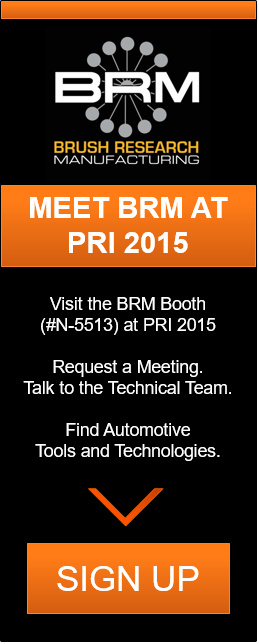 Request a Meeting with BRM at PRI Show 2015