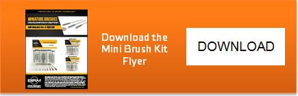 Mini Brush Kit Flyer