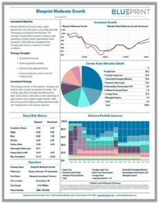 Blueprint Moderate Growth Strategy Factsheet