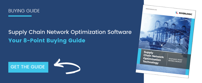 supply chain network optimization software