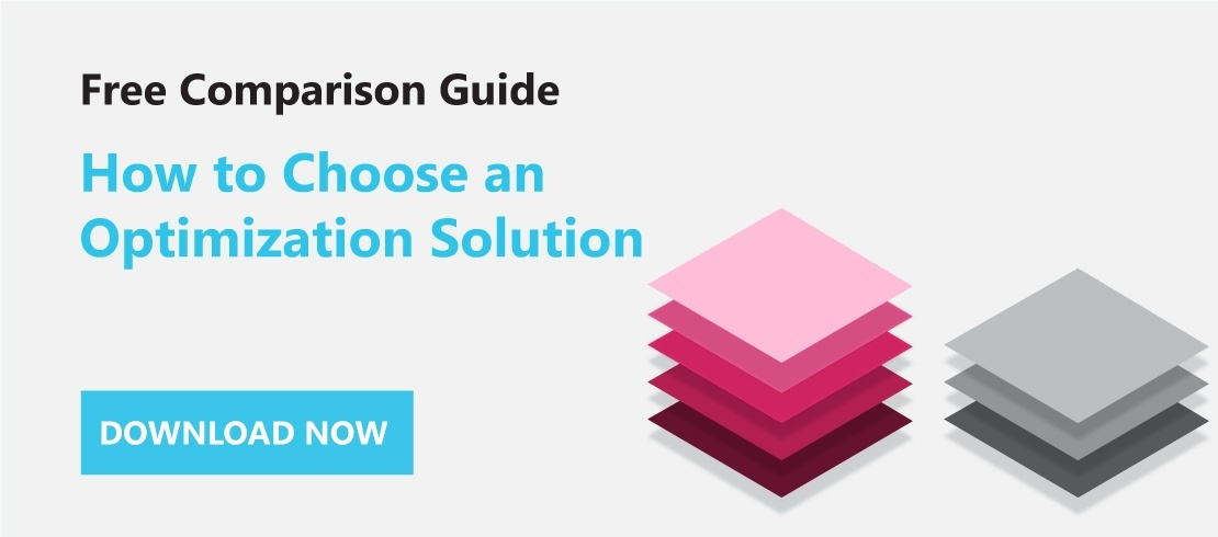 how to choose an optimization solution
