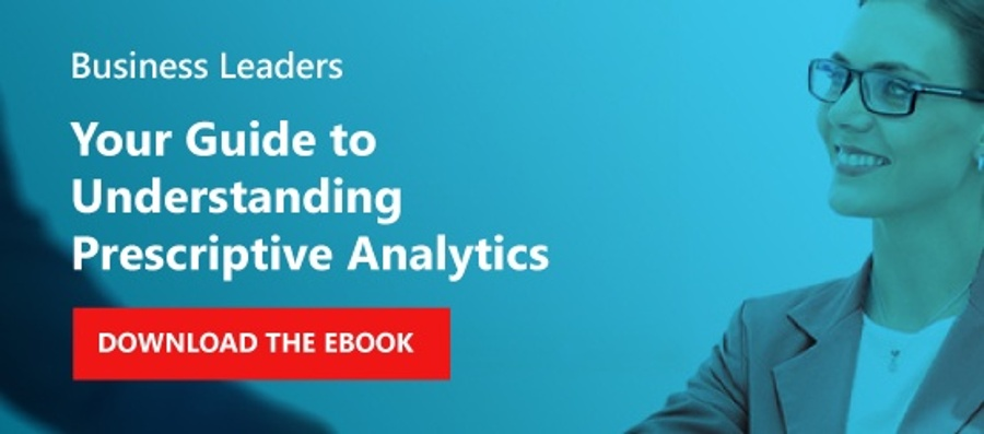 prescriptive analytics for business leaders ebook