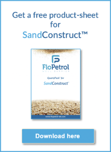 Barriers behind casing can be developed with SandConstruct, a QuartzPack product