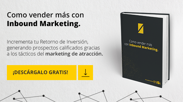 Como vender más con Inbound Marketing
