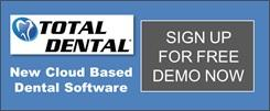 Total Dental Demo Sign up