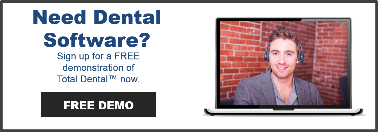 Total Dental Practice Management Software Demo