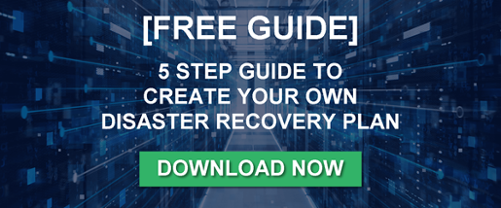 Create Your Own Disaster Recovery Plan in 5 Steps