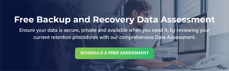 Free Backup and Recovery Data Assessment