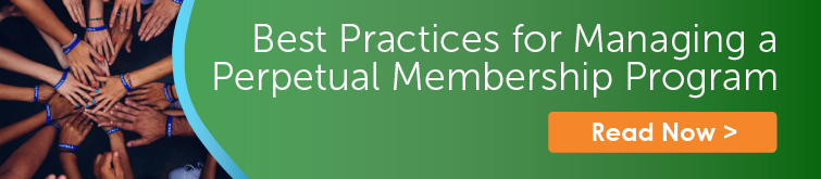 Best Practices for Managing a Perpetual Membership Program