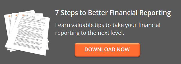 7 Steps to Better Financial Reporting