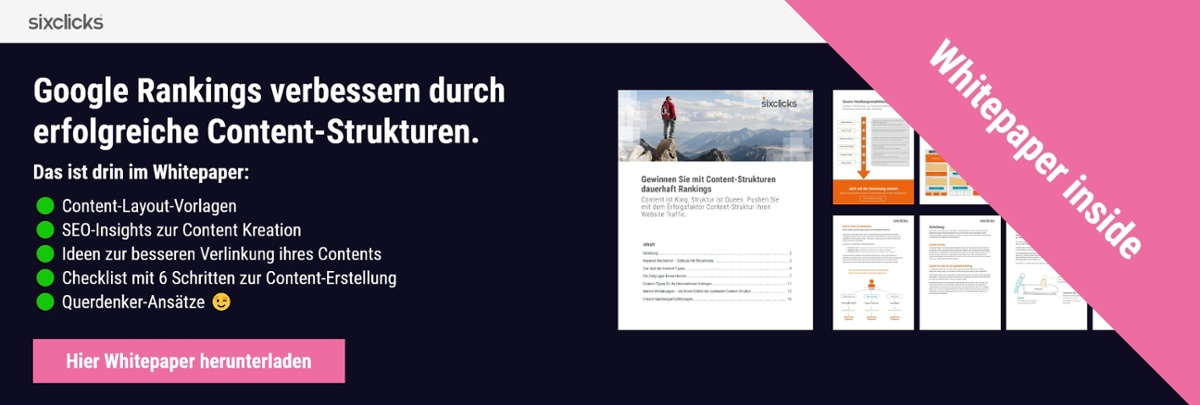 Whitepaper Download Content Strukturen SEO