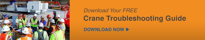 Download Your Free Crane Troubleshooting Guide