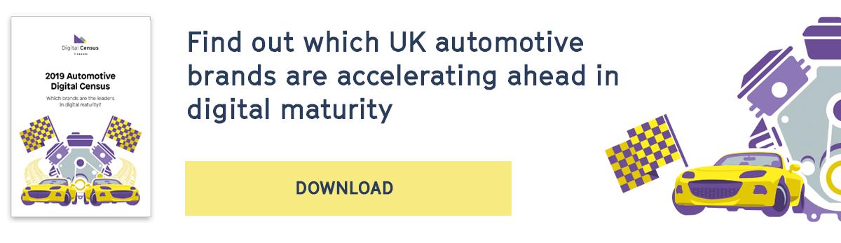 Automotive Digital Census Brands