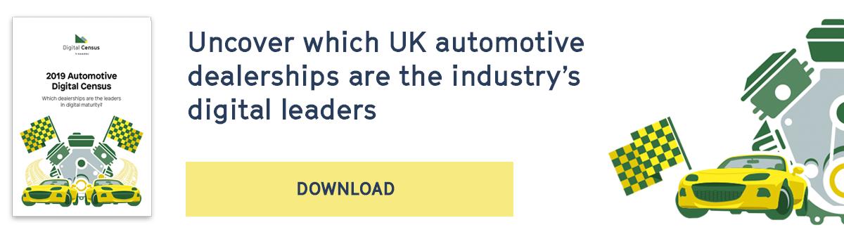 Automotive Digital Census Dealership