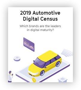 2019 Automotive Digital Census