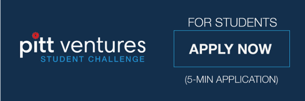 Pitt Ventures Challenge For Students Apply Now