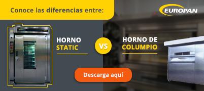 Conoce las diferencias entre: Horno STATIC VS HORNO DE COLUMPIO