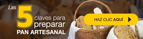 Las 5 claves para preparar PAN ARTESANAL - Europan