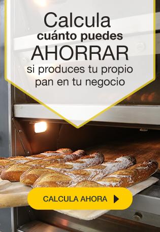 Calcula el ahorro de producir tu pan