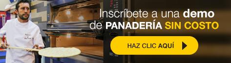Inscríbete a una demo de panadería sin costo