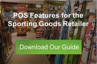 sporting goods pos