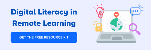 Digital Literacy in Remote Learning Toolkit