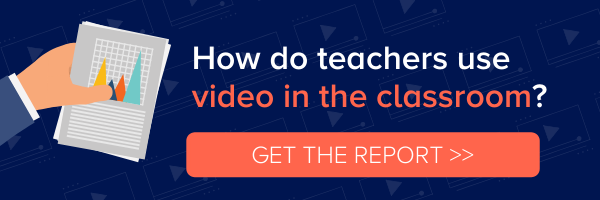 Whitepaper: How teachers are using video in the classroom