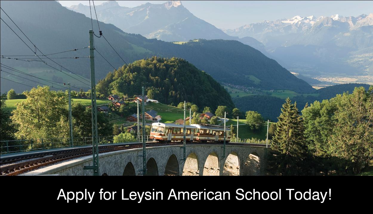 Apply Online for Summer in Switzerland!