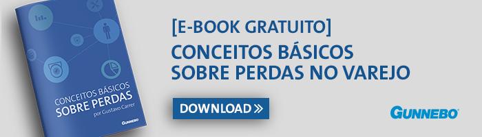 Ebook Conceitos Básicos sobre Perdas no Varejo