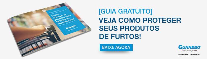 Como proteger os produtos mais furtados no supermercado?
