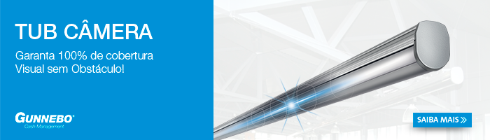 TUBCamera solução CFTV para grandes espaços