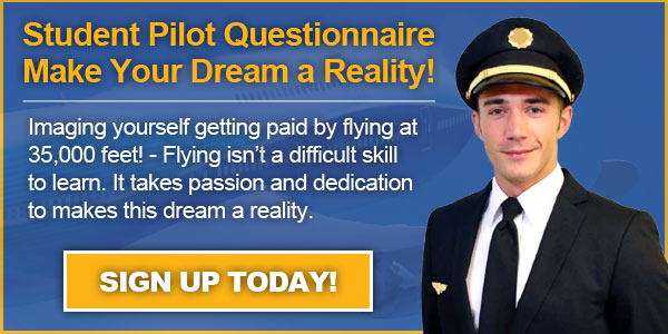 Become a Commercial Pilot - Student Pilot Questionnaire