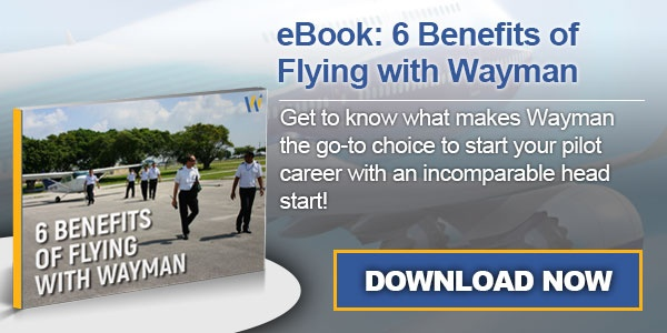 Free E-book: 6 Benefits of flying with Wayman