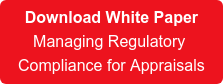 Download White Paper Managing Regulatory  Compliance for Appraisals