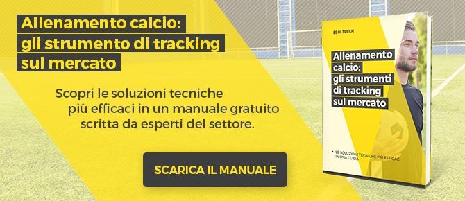 Allenamento calcio: scopri gli strumenti di tracking sul mercato