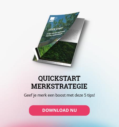 Quick Start: 5 tips voor je merkstrategie