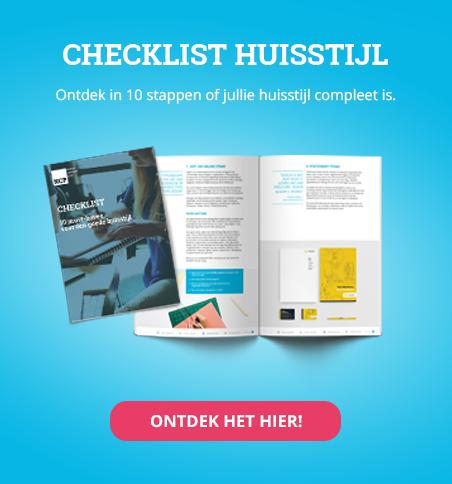 Checklist huisstijl