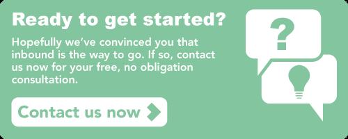 Request inbound marketing consultation