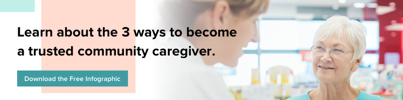 FDS Infographic community caregiver