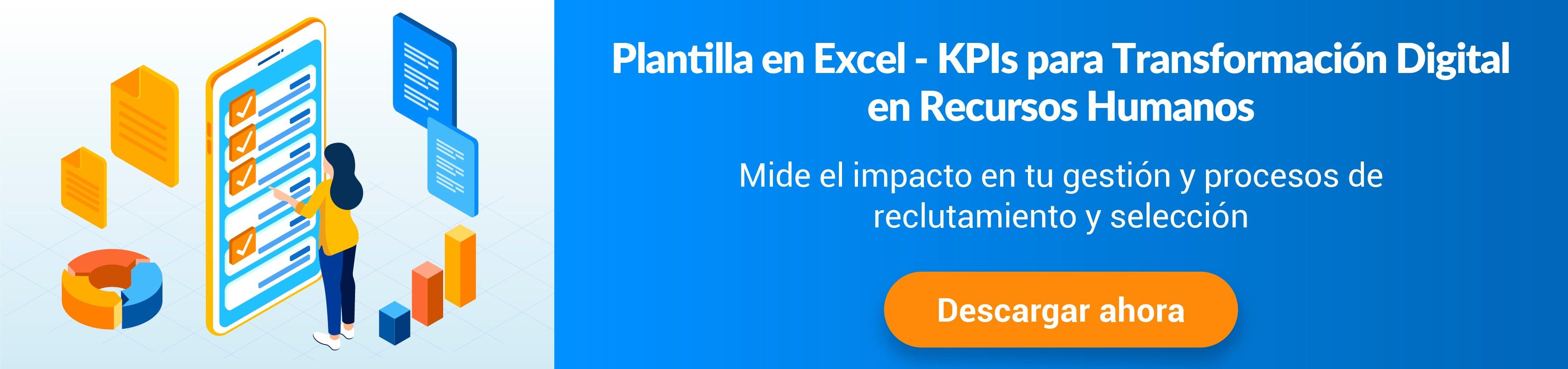 CTA medio Plantilla KPIs Transformación Digital en Recursos Humanos