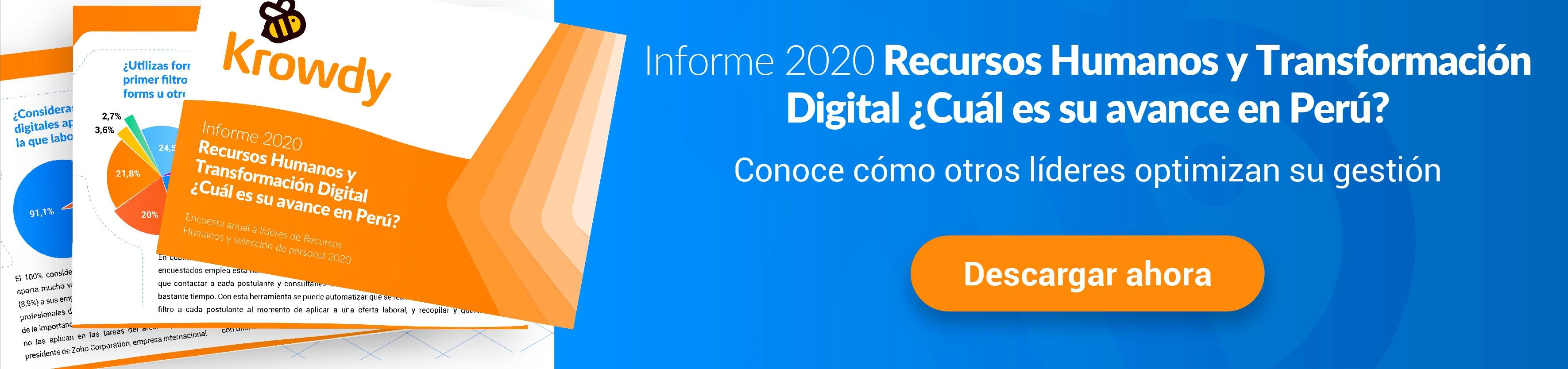 CTA medio Informe 2020 Transformación Digital en Recursos Humanos